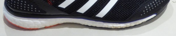Adidas and BASF developed Expanded Thermoplastic Polyurethane (Boost)