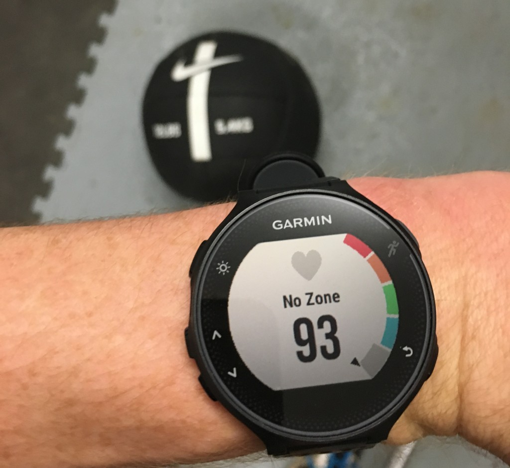Heart Rate Gauge Page
