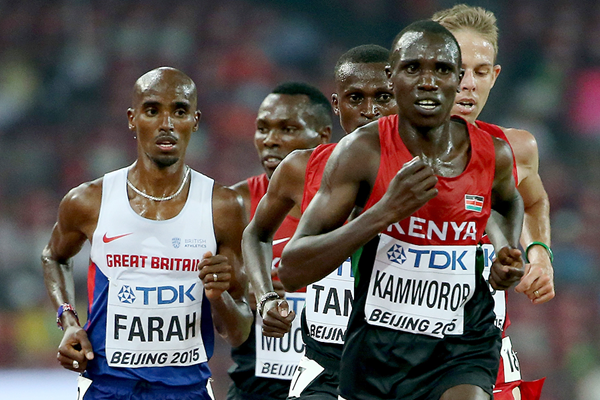 The 10,000m final will be an interesting contest in Rio