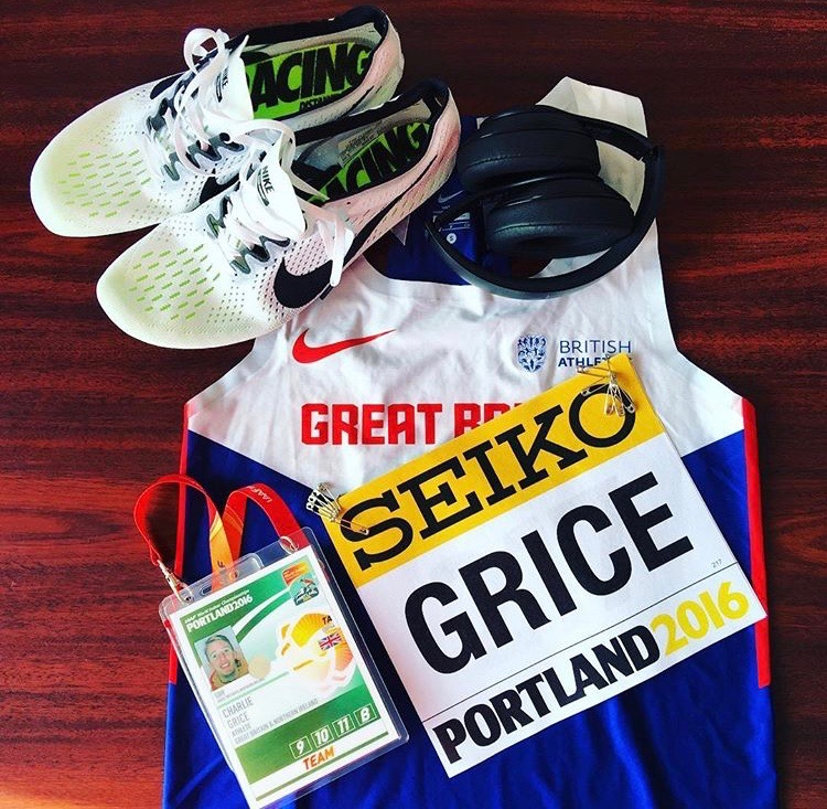 Charlie Grice's Victory 3's ready for Portland