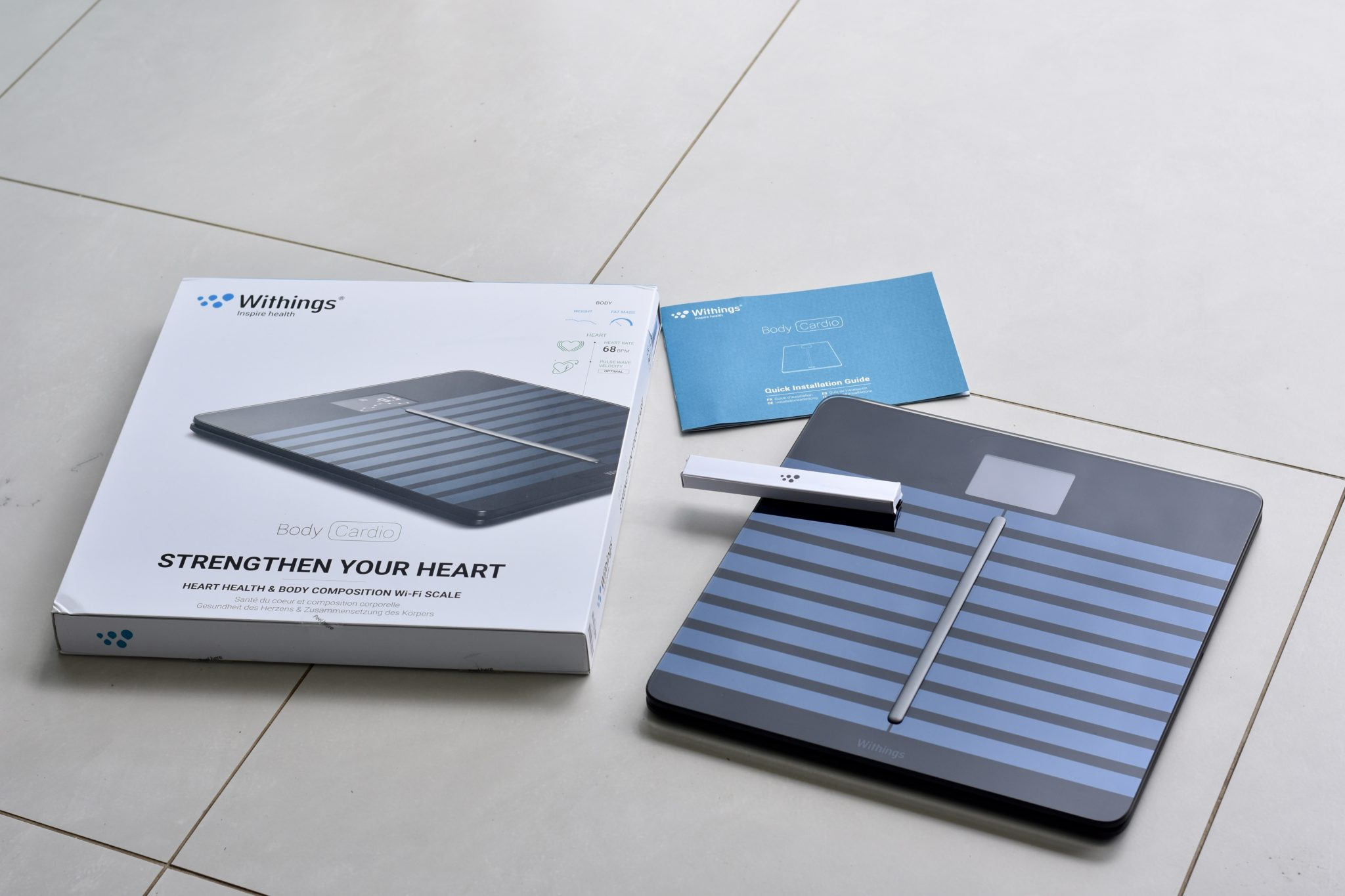 Withings Body Cardio Scale >> Withings Body Cardio Full Review And Guide Run Reporter