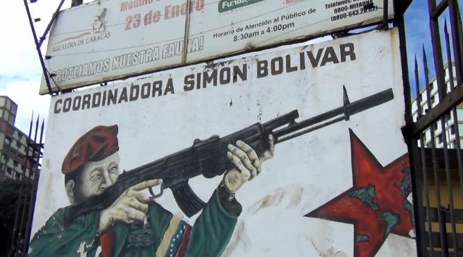 Coordinadora Simón Bolívar 23 de Enero