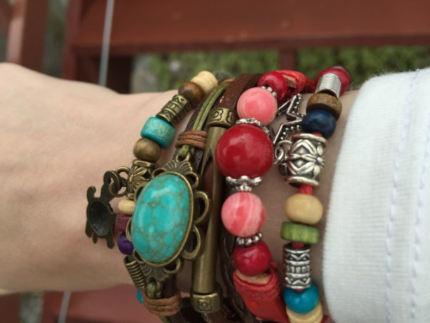 Canmore bracelets