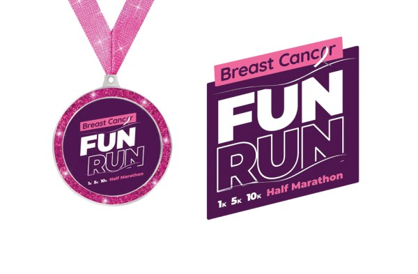 Breast Cancer Awareness Virtual Run/Walk