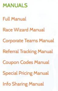 RunSignUp Manuals
