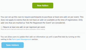 Require 1 Registration Add-On