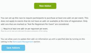 Require 1 Registration Add-On