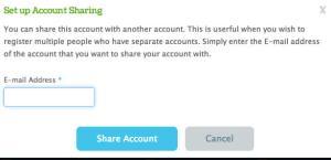 Account Sharing
