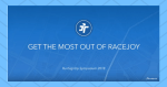 Re-Live the Symposium: Get the Most Out of RaceJoy