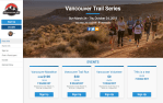 UX Update: New Race Website Template