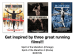 Three Great Marathon Movies