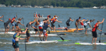 RaceJoy Paddles Through Nathan Benderson Park