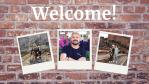 Welcome, Amanda, Chris, & Jake!