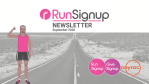 RunSignup September 2020 Newsletter