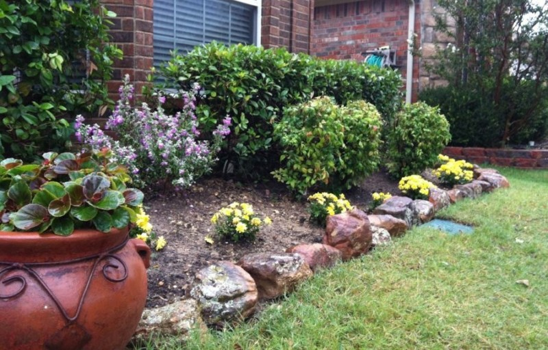 Large Decorative Garden Stones