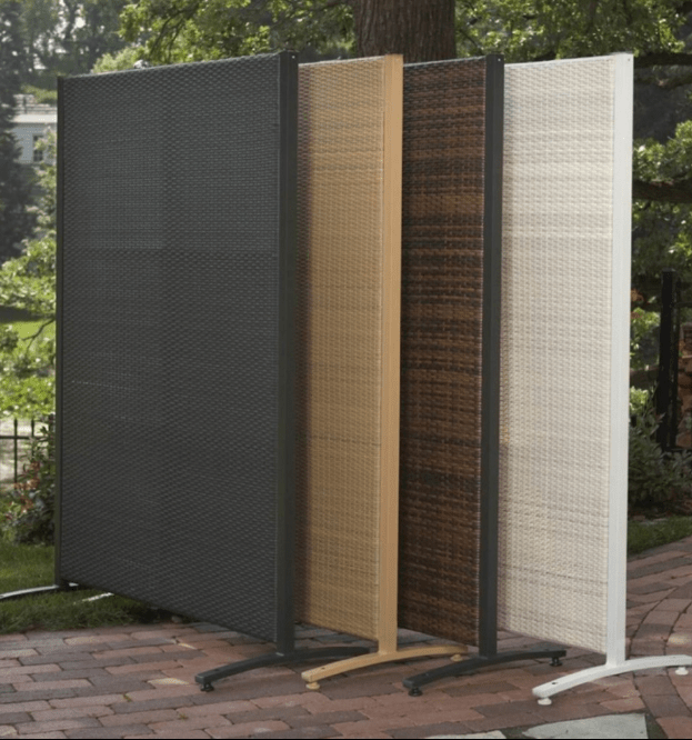 best outdoor privacy screen ideas for