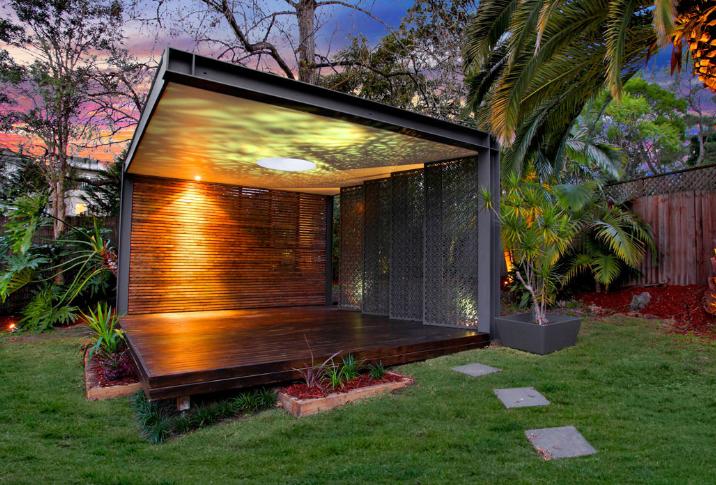 Backyard Patio Ideas Simple