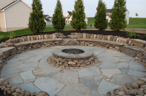 backyard stone patio design ideas 20+ Best Stone Patio Ideas for Your Backyard - Home and