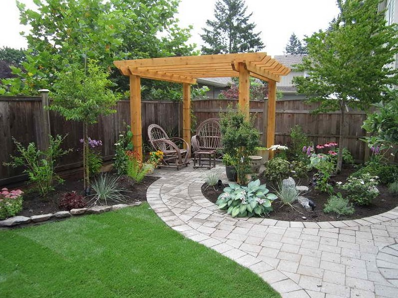 20+ Attractive Ideas for Beautiful Backyard - Home and Gardens on Stunning Backyards  id=17591