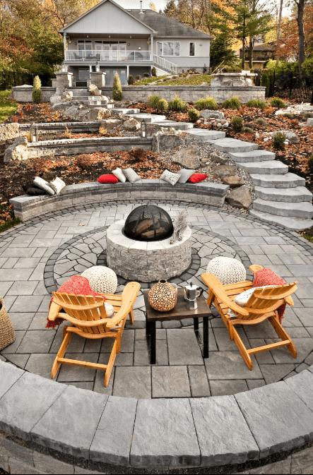 perfect backyard patio ideas and design