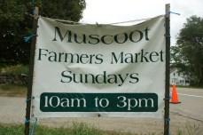 Farmer's Market Sign