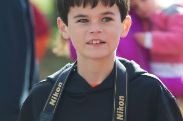 Sawyer Cummings, Race Photographer