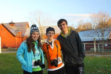 Emily Fagan, David Gordon, Griffin Cummings