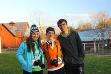 Emily Fagan, David Gordon, Griffin Cummings