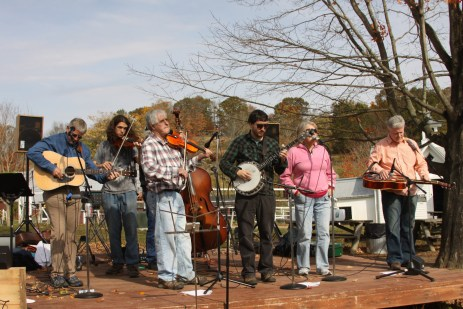 John Lawrence and the Leathermen with Henry Kramer guest violinist
