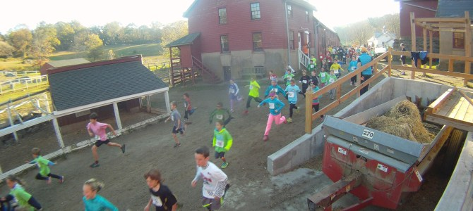 Registration Open for 2014 Run The Farm!