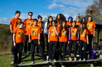 John Jay Treble Makers Acapella singing group