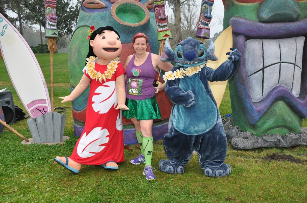 Disney Princess Half 2013 - Part 4 : The RACE!