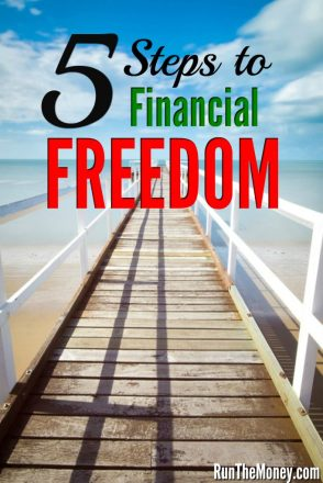 become financially independent in your 30s
