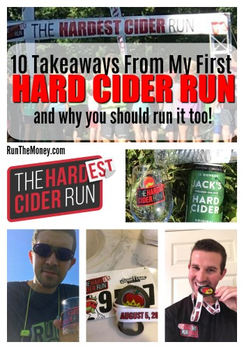 hardest cider run race review