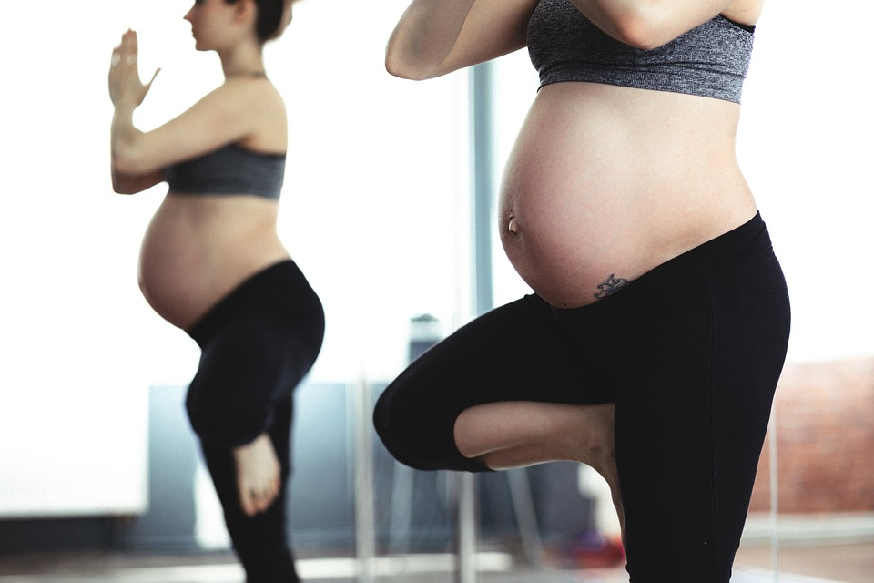 best workouts for pregnant women