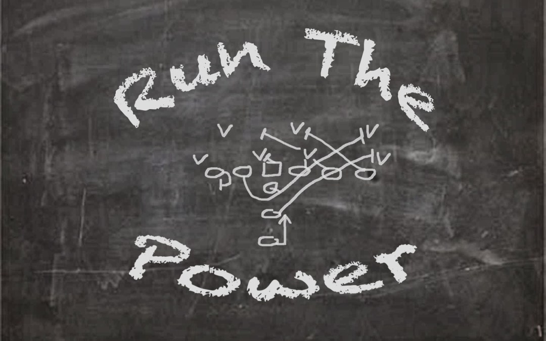 Run The Power Podcast Episode 1