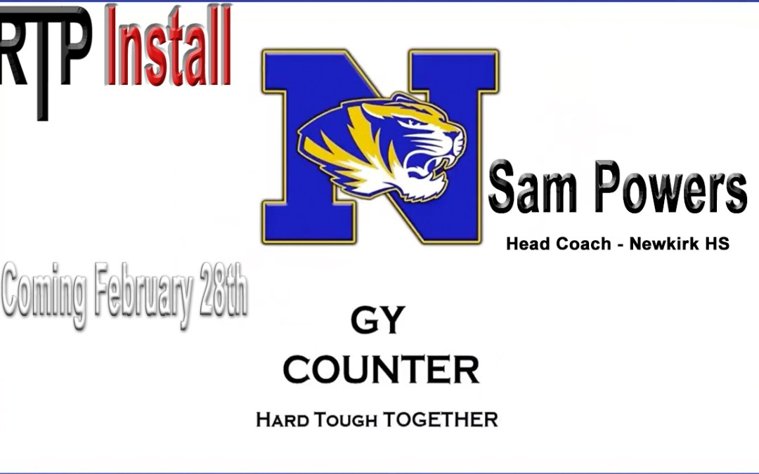 G-Y Counter – Sam Powers RTP Install