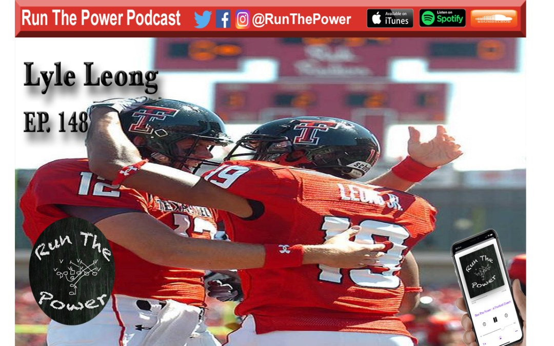 """Lyle Leong – Implementing a Successful HS Passing Game Ep. 148"" Run The Power : A Football Coach's Podcast"
