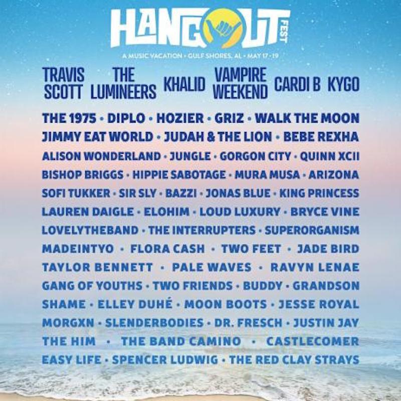 Hangout Fest