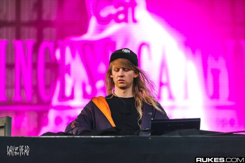Cashmere Cat Announces Upcoming Album Princess Catgirl
