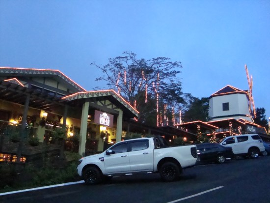 Trip in Tagaytay - Cafe Voila
