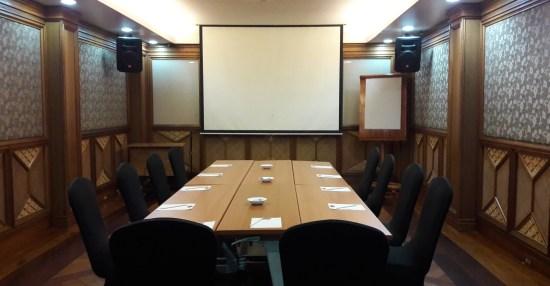 The Legend Villas Kulintang Function Room
