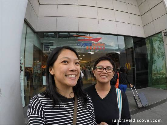 4 Day Hong Kong Trip - City Gate Outlets