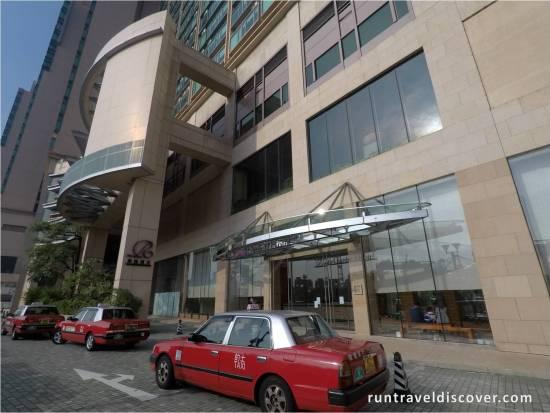 4 Day Hong Kong Trip - Rambler Garden Hotel Facade
