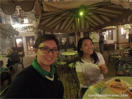 Hong Kong Disneyland - Main Street Corner Cafe