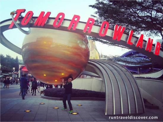 Hong Kong Disneyland - Tomorrow Land