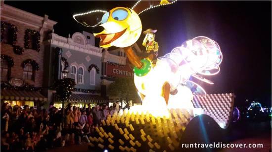 Hong Kong Disneyland - Woody