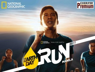 National Geographic's Earth Day Run 2017