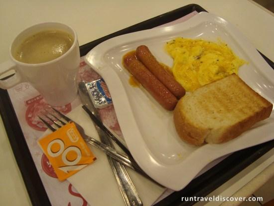 Hong Kong City Tour - My Set Meal