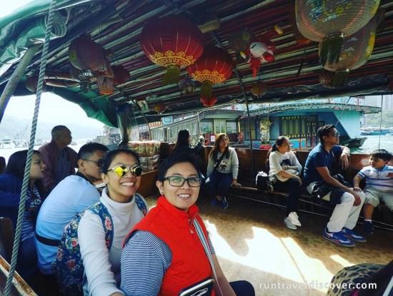 Hong Kong City Tour - Sampan Ride